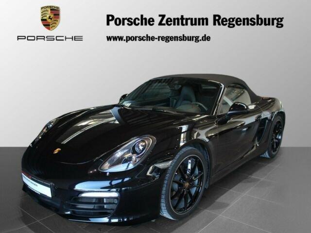 Porsche Boxster Black Edition PDK, Jahr 2015, Benzin