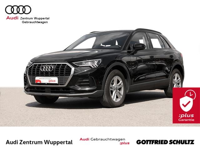 Audi Q3 35TDI ACC PANO AHK VIRTUAL CONNECT LED NAV SELECT SHZ BT GRA 17ZOLL, Jahr 2020, Diesel