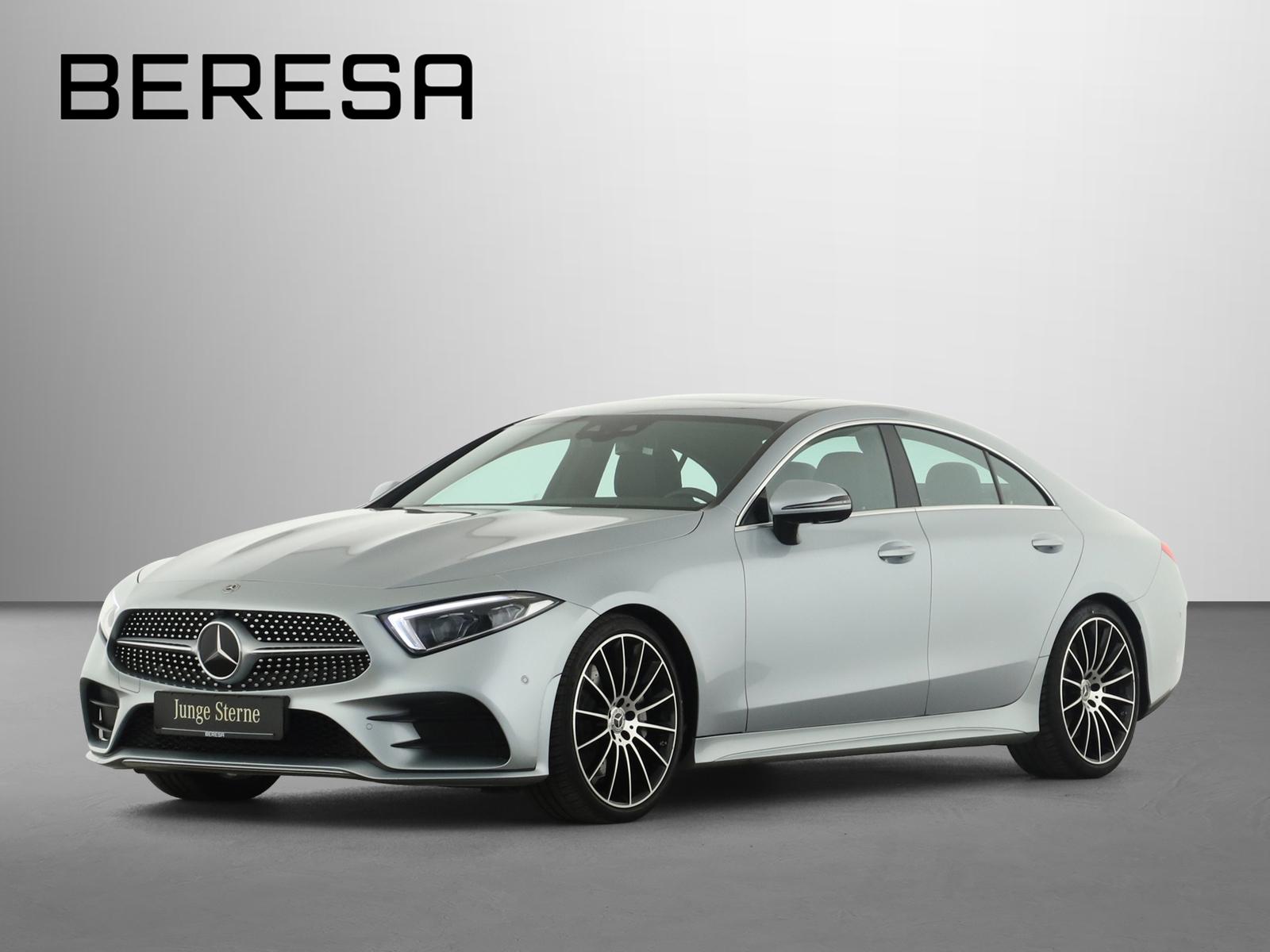 Mercedes-Benz CLS 450 4M AMG Sitzklima Burmester Fahrassist., Jahr 2020, Benzin