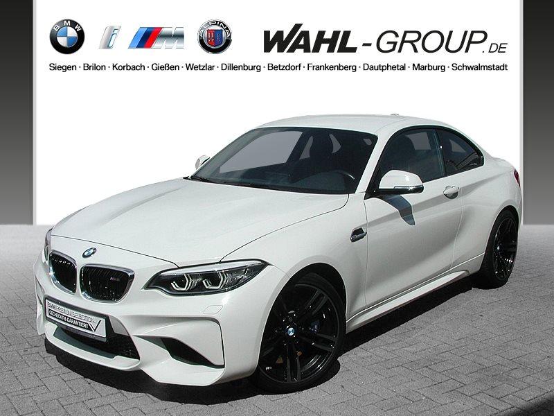 BMW M2 Coupé DKG Leder HK HiFi LED Navi Prof. Shz, Jahr 2018, Benzin