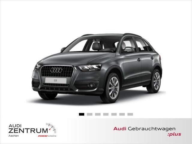 Audi Q3 1.4 TFSI Panorama, Sitzheizung, Einparkhilfe, K, Jahr 2014, Benzin