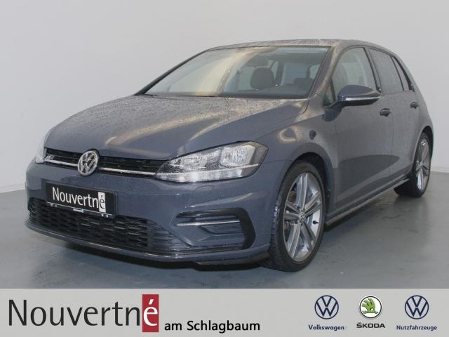Volkswagen Golf VII 1.0 TSI + R-Line + Navi + Klimaaut. +, Jahr 2018, Benzin