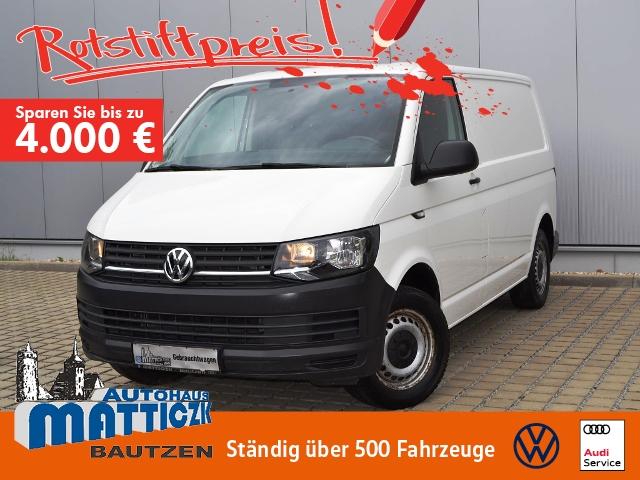 Volkswagen T6 Kasten 2.0 TDI BMT EcoProfi CLIMATIC/COMP.-AU, Jahr 2015, Diesel