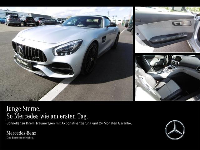 Mercedes-Benz AMG GT C Roadster Keramikbrems.,Karbon,Memory,, Jahr 2018, Benzin