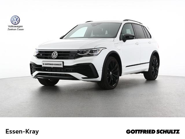 Volkswagen Tiguan R-Line eHybrid 1.4 DSG Matrix+Navi+Pano+Rückfahrkamera, Jahr 2021, Hybrid