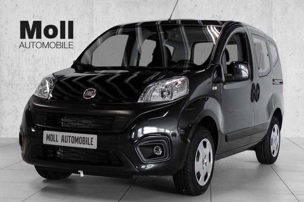 Fiat Qubo 1.4 8V Lounge - Sitzheizung, Parksensoren, Klimaanlage, Jahr 2018, Benzin