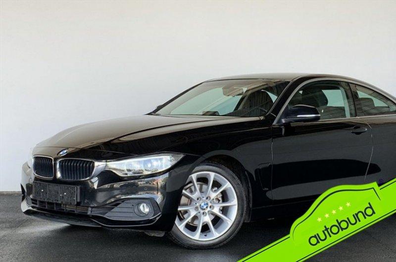 BMW 420 i Coupe 2,0 Garantie Xenon Sitzheizung, Jahr 2013, Benzin