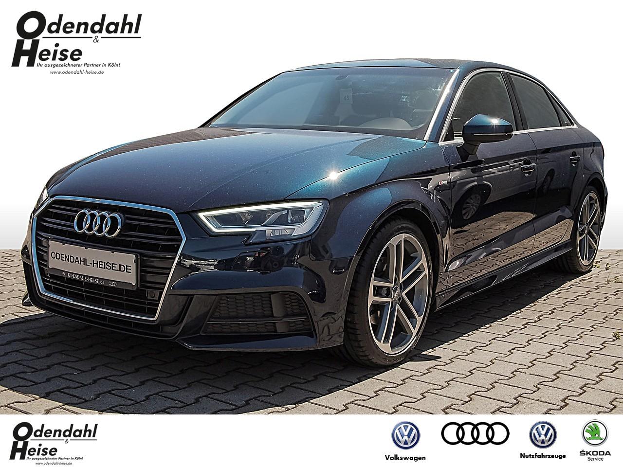 Audi A3 Limousine sport 2.0 TDI EU6 Klima Navi, Jahr 2017, Diesel