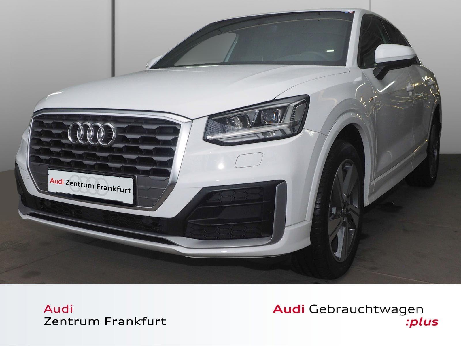 Audi Q2 1.0 TFSI ultra S line LED Navi PDC Sitzheizung, Jahr 2018, Benzin