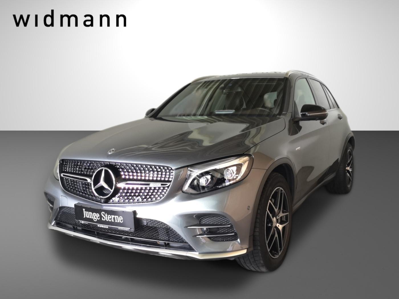Mercedes-Benz GLC 43 AMG 4M *Chrom*Comand*AHK*ILS*360°*Sitzhzg, Jahr 2017, Benzin