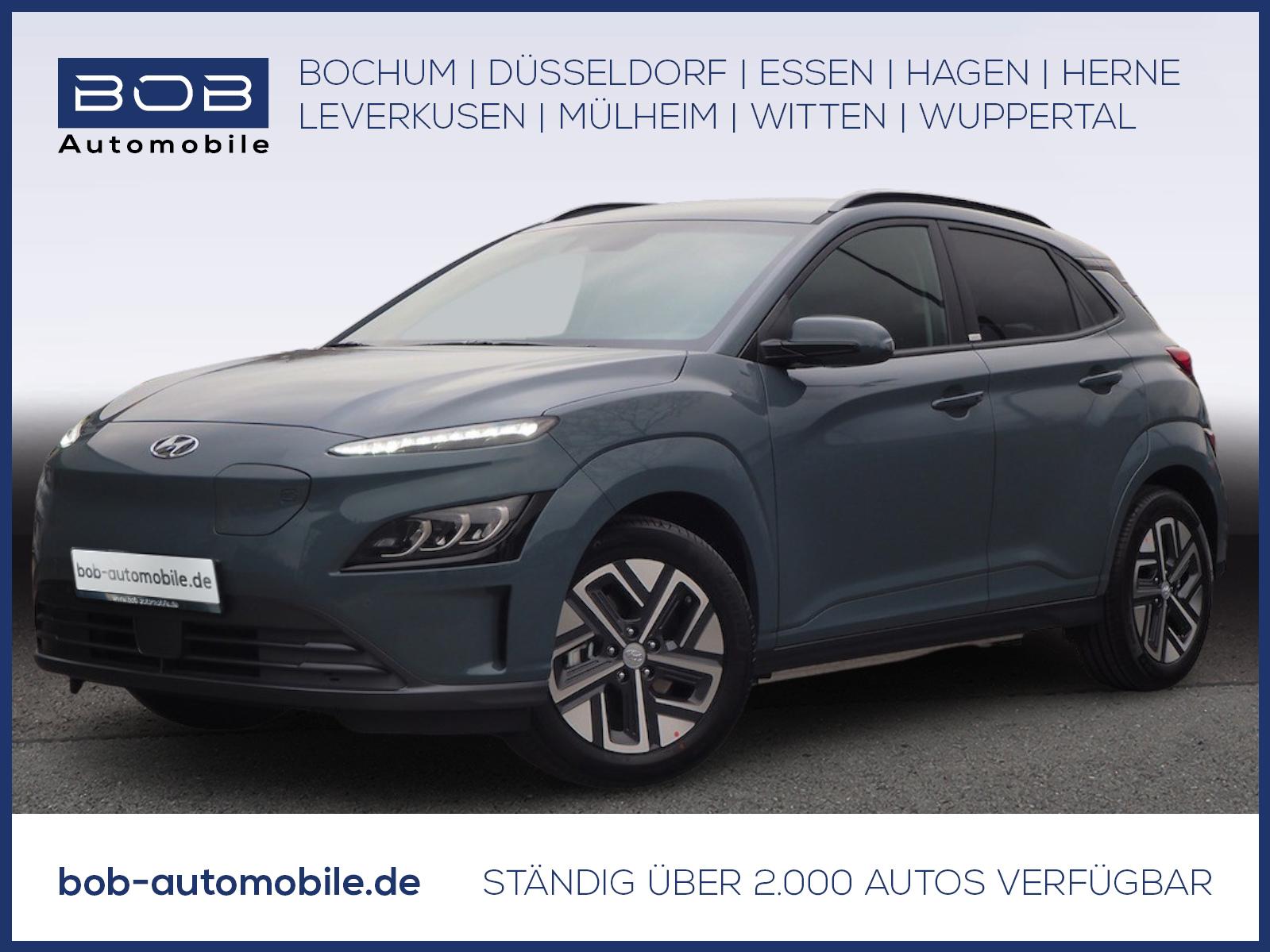 Hyundai Kona Facelift Elektro Trend 11kW OBC Navi-P, Jahr 2021, Elektro