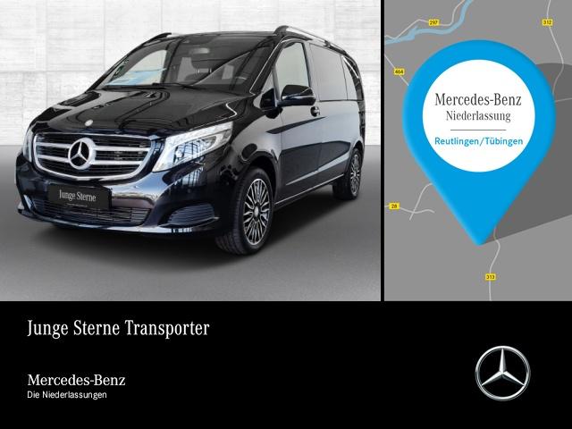 Mercedes-Benz V 250 d 4M EDITION Kompakt+AHK+Standheizung+LED, Jahr 2016, Diesel