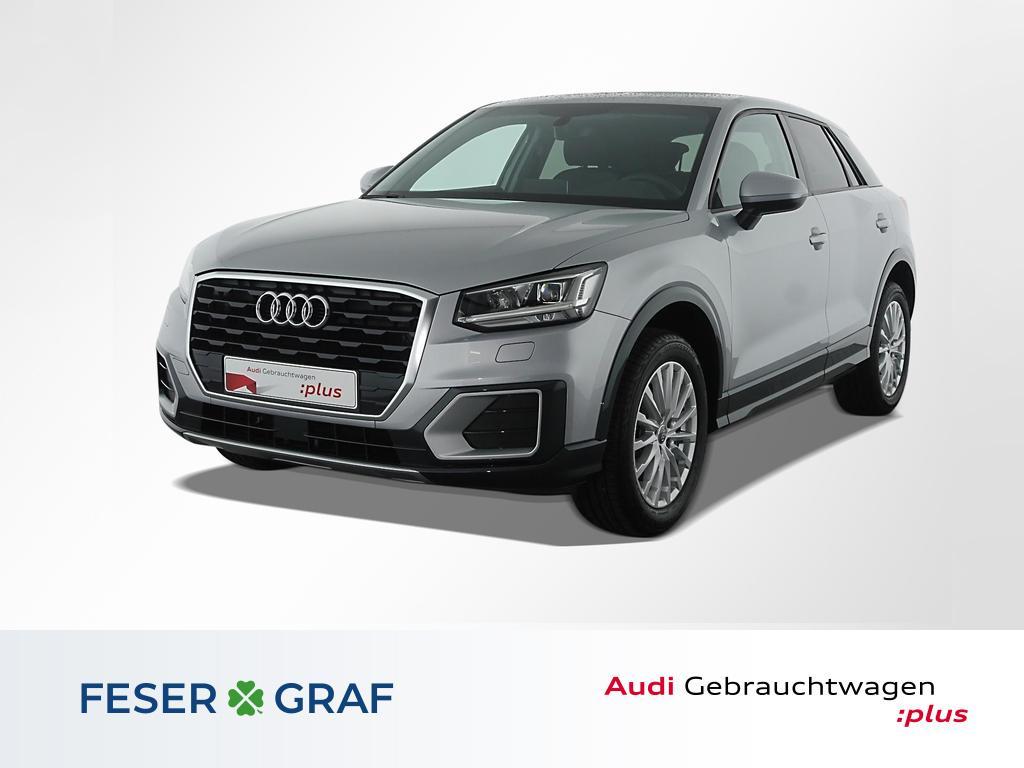 Audi Q2 Design 30TFSI LED/Navi/AHK/DAB/17 Zoll, Jahr 2020, Benzin
