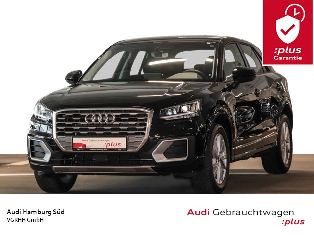Audi Q2 35 TFSI sport S tronic NAVI/LED/DAB/LM18, Jahr 2020, Benzin