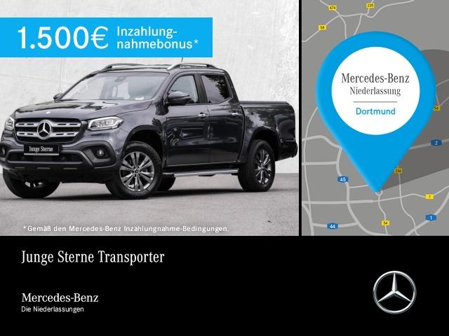 Mercedes-Benz X 250 d 4M Progressive Edit. AHK Kamera Winterp., Jahr 2018, Diesel