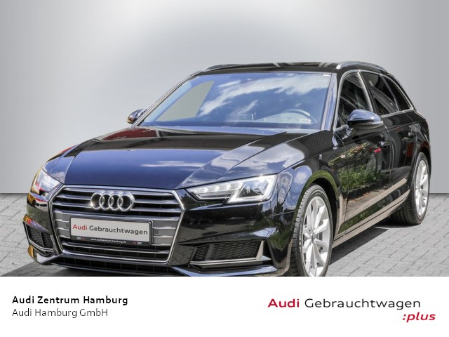 Audi A4 Avant 40 TDI sport S tronic S LINE HUD NAVI-PLUS, Jahr 2018, Diesel