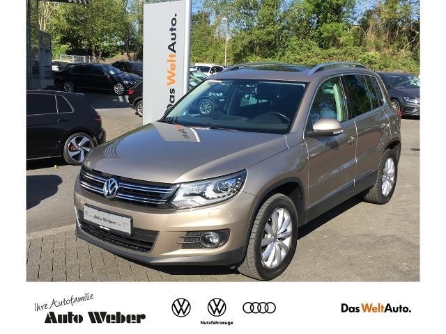 Volkswagen Tiguan 2.0TDI Sport & Style 4Motion, Jahr 2012, Diesel