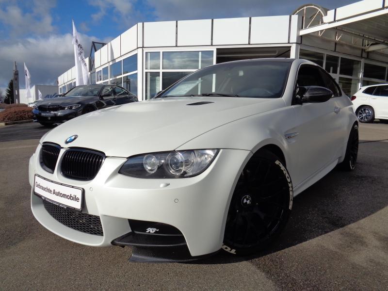 BMW M3 Coupe Competition Paket M DKG Navi Prof. EDC, Jahr 2012, petrol