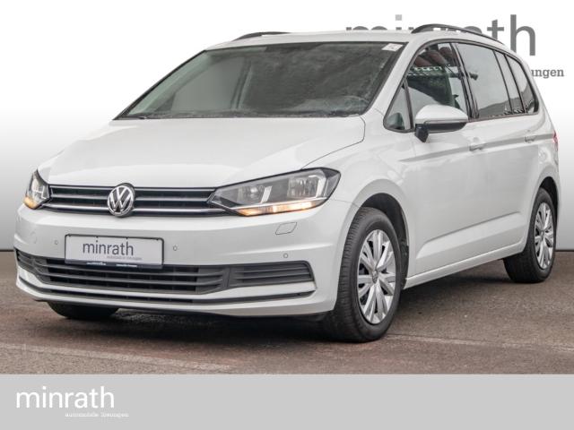 Volkswagen Touran Trendline BMT 1.6 TDI AHK PDC, Jahr 2016, Diesel