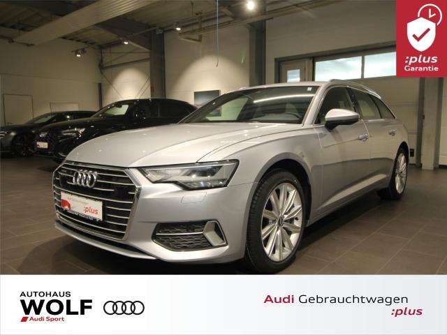 Audi A6 Avant 50 TDI quattro Sport tiptronic Navi+, Jahr 2020, Diesel