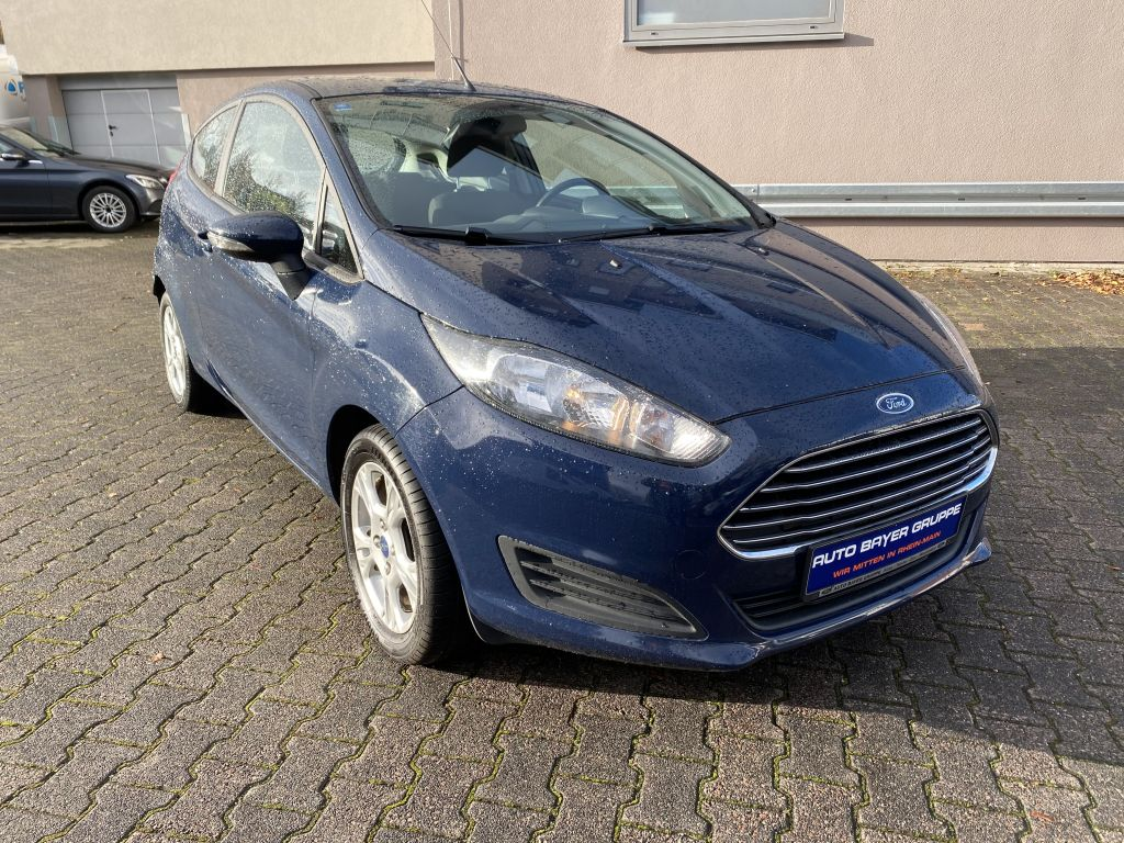 Ford Fiesta 1.0 Start-Stop SYNC Edition, Jahr 2013, Benzin