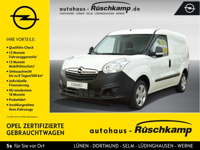 Opel Combo Kasten L1H1 2,2t 1.3 CDTI Klima ESP ZV BT, Jahr 2017, Diesel