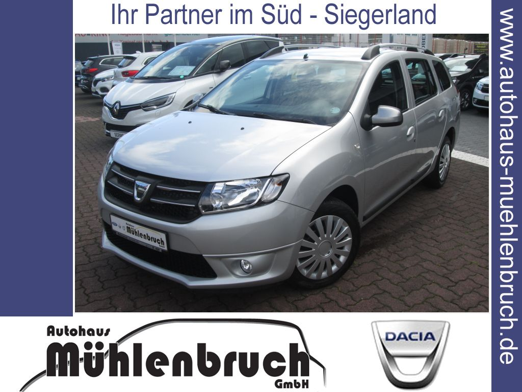 Dacia Logan MCV 1.2 16V 75 Celebration KLIMA BT, Jahr 2015, Benzin