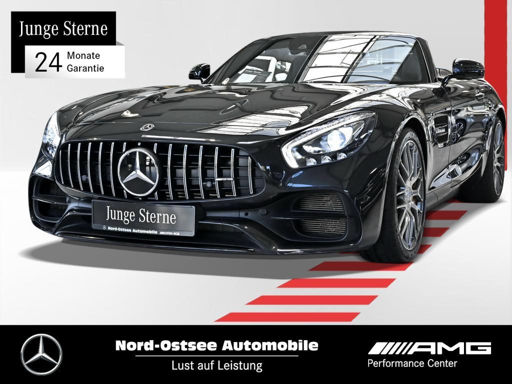 Mercedes-Benz AMG GT Roadster Comand Burmester Distronic LED, Jahr 2018, Benzin