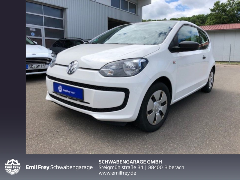 Volkswagen up! take up! 8-Fach, Jahr 2012, Benzin