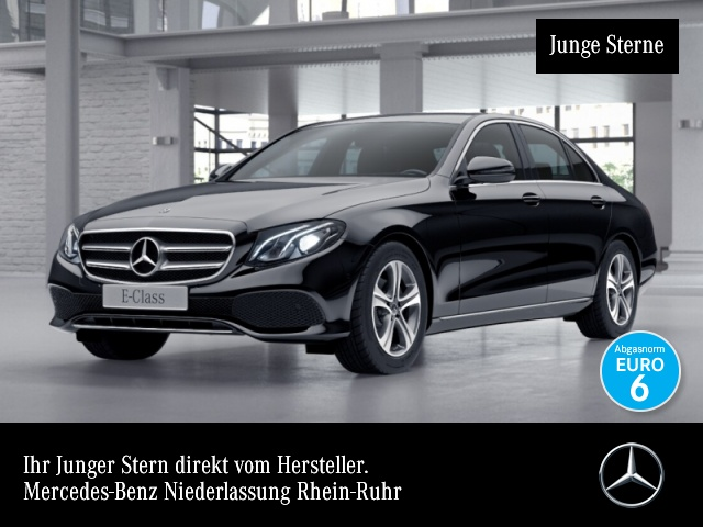 Mercedes-Benz E 220 d Avantgarde Burmester COMAND LED Kamera PTS, Jahr 2018, Diesel
