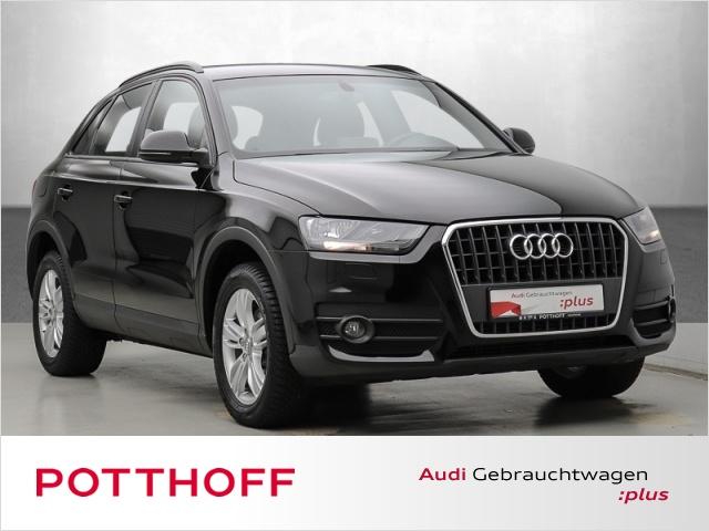 Audi Q3 2.0 TDi Navi Bluetooth Klima Einparkhilfe, Jahr 2013, Diesel