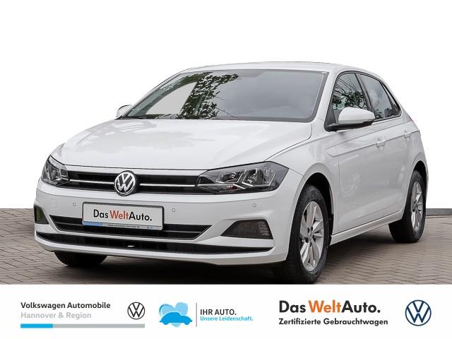 Volkswagen Polo 1.0 Comfortline Klima PDC LM-Felgen, Jahr 2018, Benzin