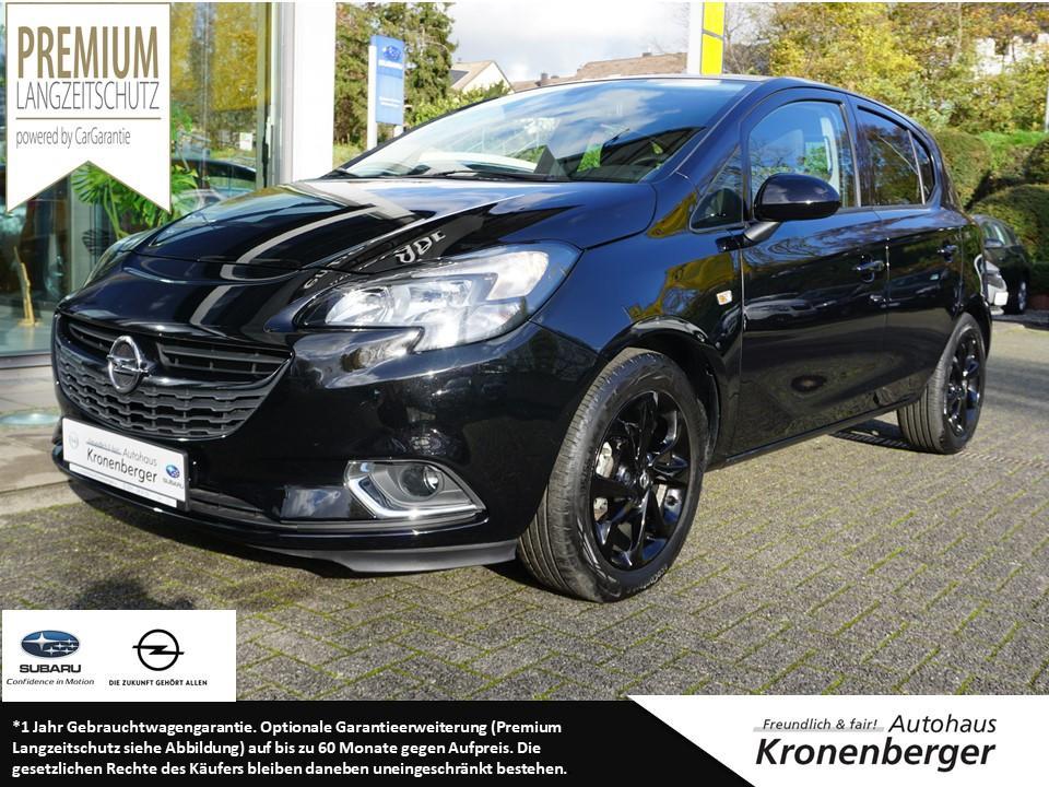 Opel Corsa E 1.4 Color Edition RÃckfahrkamera Klima, Jahr 2019, Benzin