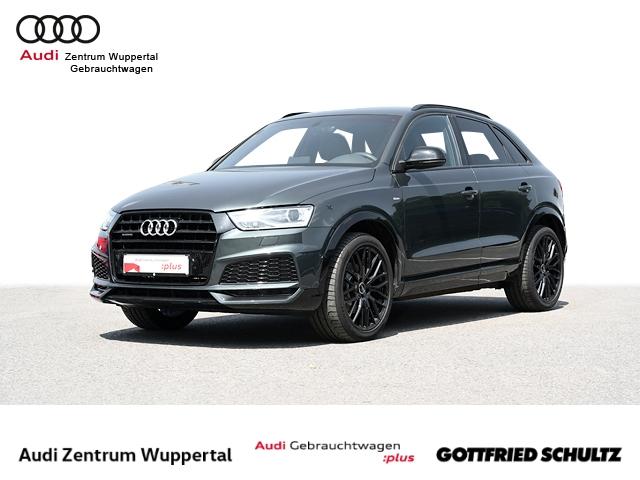 Audi Q3 2.0TDI QUAT S-LINE OPTIKPAKET-SCHWARZ NAV XEN SHZ FSE MUFU 19ZOLL Sport, Jahr 2018, Diesel