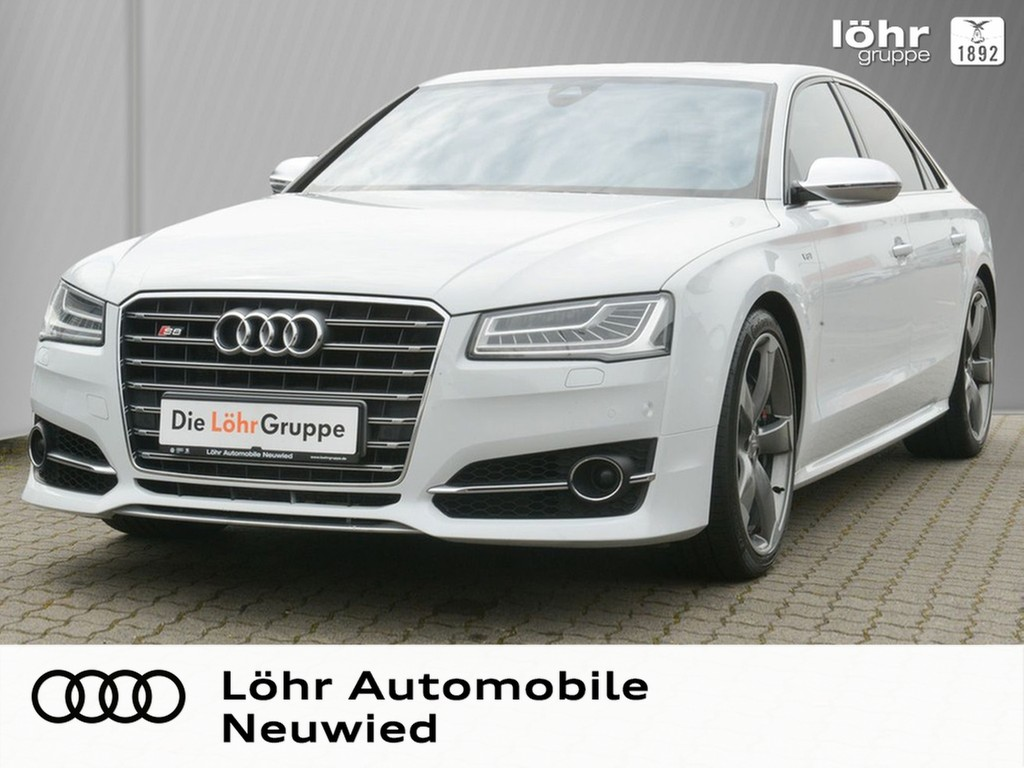 Audi S8 4.0 TFSI quattro / Schiebdach/ LED/ DAB+/ TV, Jahr 2015, Benzin