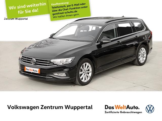 Volkswagen Passat Var 2,0 TDI Business DSG NAVI PANO LED AHK SHZ PDC LM, Jahr 2020, Diesel