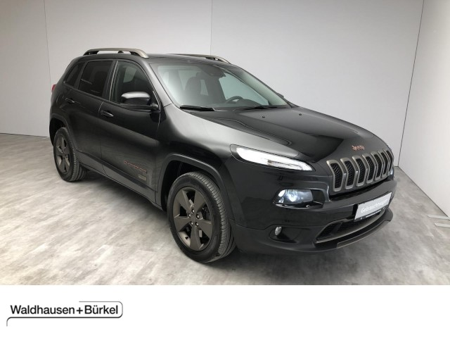 Jeep Cherokee 2.2 MultiJet (KL) Automatic Limited 4WD Active Drive, Jahr 2016, Diesel