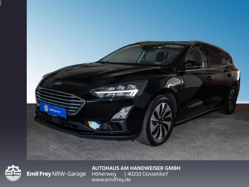 Ford Focus Turnier 1.0 EB COOL&CONNECT, Navi, WinterPaket, Jahr 2019, Benzin