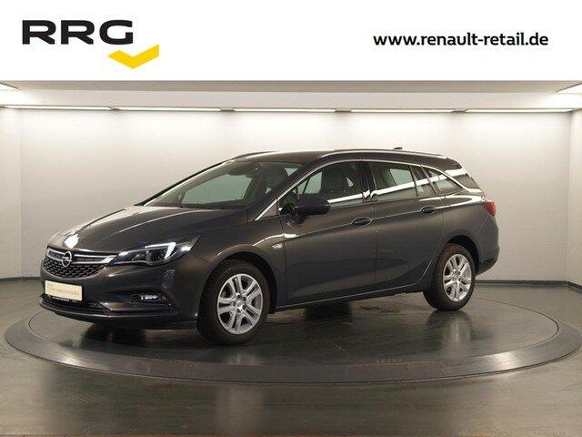 Opel ASTRA K SPORTS TOURER INNOVATION 125 RÜCKFAHRKA, Jahr 2016, Benzin