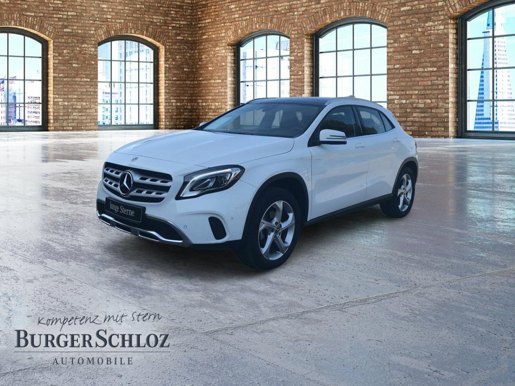 Mercedes-Benz GLA 200 finanzieren