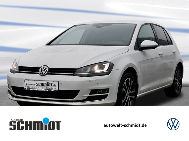 Volkswagen Golf VII 1,4 TSI Allstar Xenon,PDC,GRA,LM, Jahr 2016, Benzin