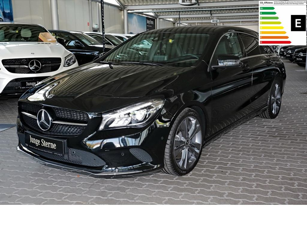 Mercedes-Benz CLA 250 Shooting Brake URBAN RüKam/Navi/Sitzhzg., Jahr 2019, Benzin