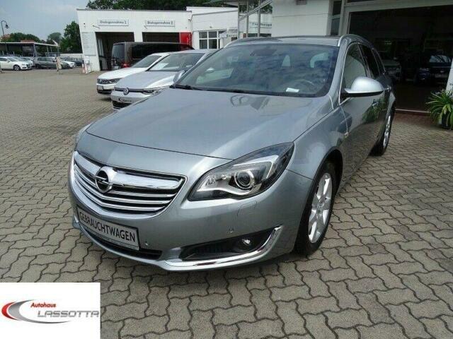 Opel Insignia 1.6 SIDI Turbo Sports Tourer Innovation, Jahr 2014, Benzin