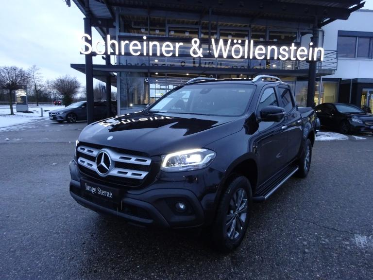 Mercedes-Benz X 250 Progressive Edition *AHK 3,5t *LED*360°, Jahr 2019, Diesel