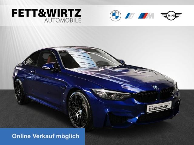 BMW M4 Coupe Competition HUD Leas. ab 750,- br.o.Anz, Jahr 2020, Benzin