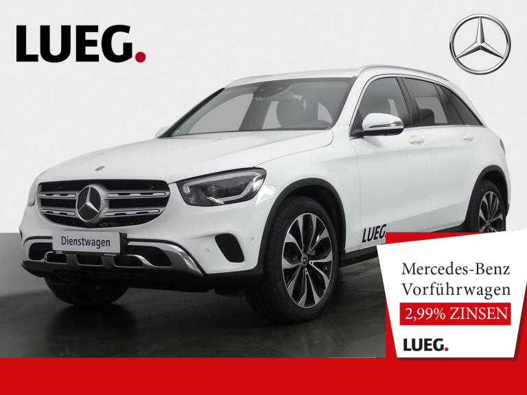 Mercedes-Benz GLC 300 4M OFF-ROAD-P+MULTIB+20''+360°+AHK+NP71T, Jahr 2020, Benzin