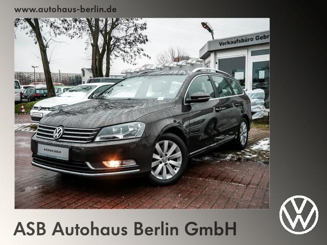 Volkswagen Passat Variant 1.4 TSI DSG Comfortline Navi GRA, Jahr 2013, Benzin
