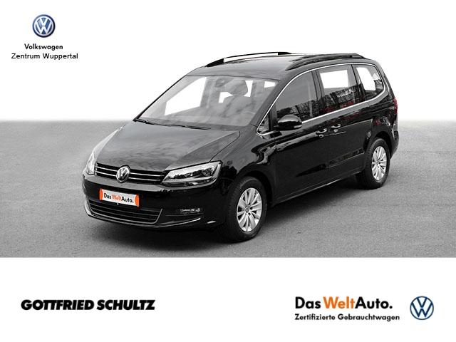 Volkswagen Sharan 2 0 TDI Comfortline DSG NAVI AHK SHZ KAMERA PDC LM, Jahr 2018, Diesel