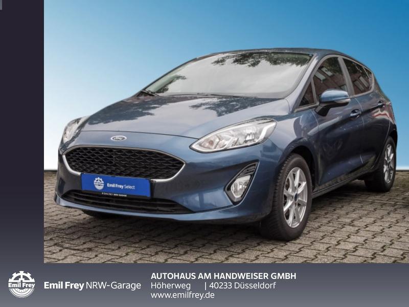 Ford Fiesta COOL&CONNECT 1.1, Navi, Ganzjahresreifen, Jahr 2019, Benzin