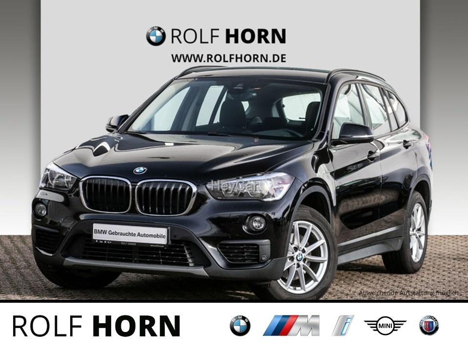 BMW X1 xDrive18d Advantage Aut. Klima AHK PDC EURO 6, Jahr 2017, Diesel